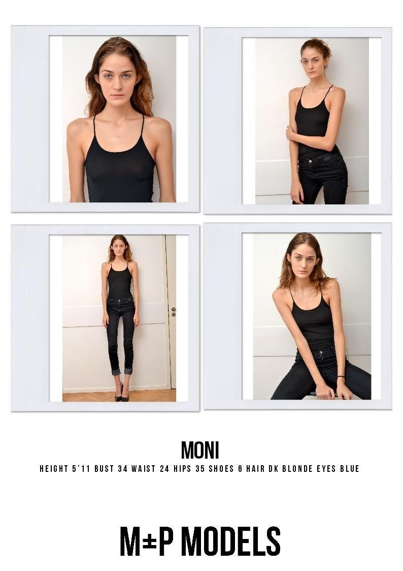 M+P Models F/W 14 Polaroids/Portraits