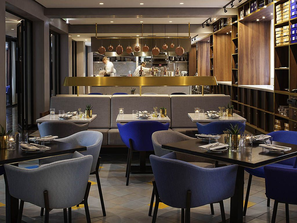 Restaurant - INK Hotel Amsterdam MGallery by Sofitel