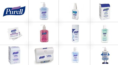 Travel Size Or Purell Hand Sanitizer Packs Are A Great Thing To