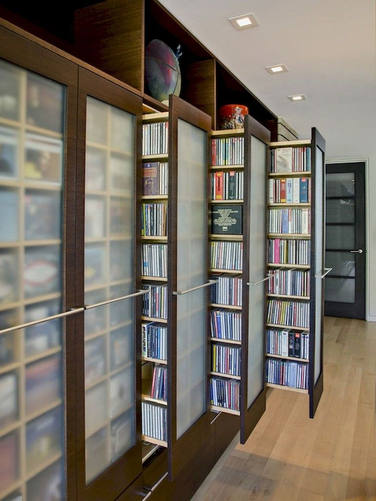 53 lovely home library design ideas  home library design