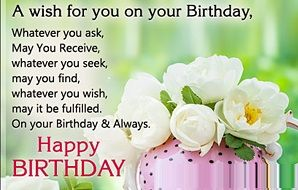 Birthday quotes and pictures : Birthday wishes, messages and pictures