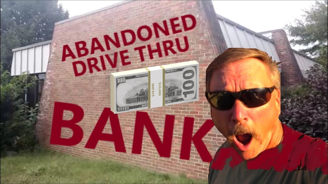 Abandoned Bank Dedicated Drive Thru Ravenna Ohio Ravenna Ohio Bank Ravenna