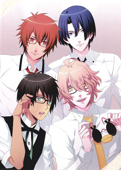 Our Boys - Uta no⭐Prince-sama♪Maji Love ~ DarksideAnime