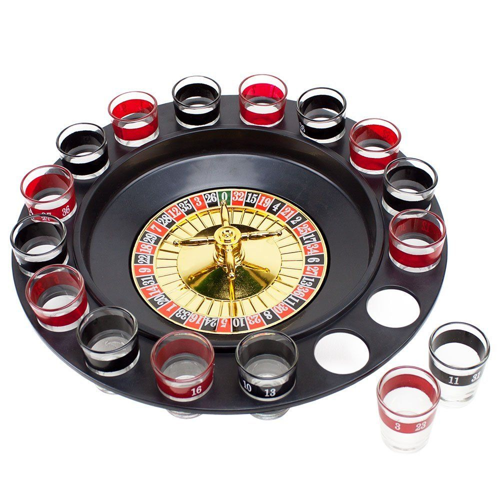 Only 13 from Roulette Drinking Game with 16