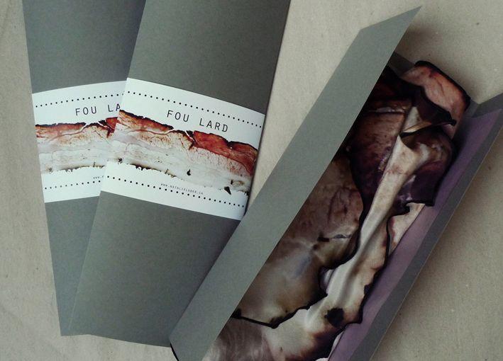 Fou Lard: Verpackung / packaging