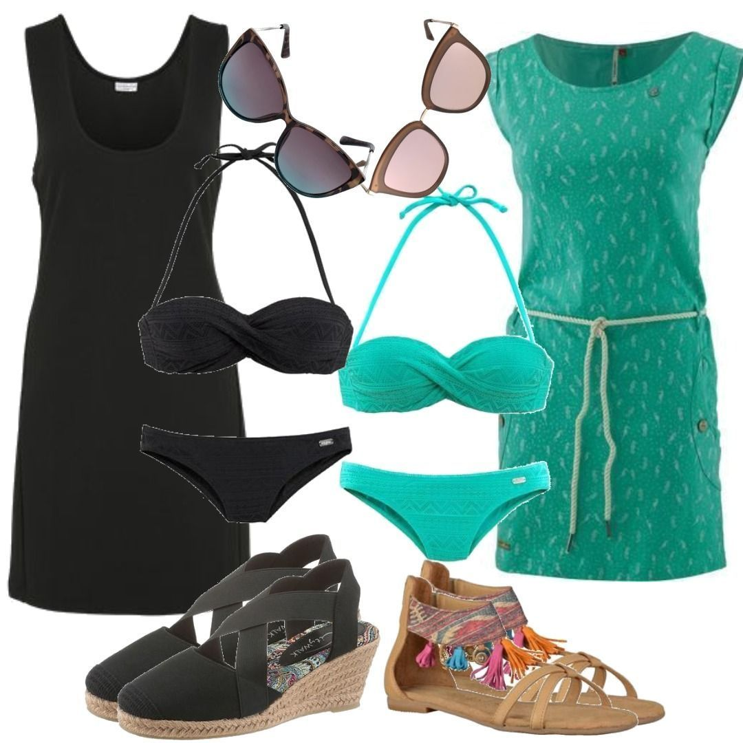 Caliente Summer Feeling für Damen zum Nachshoppen auf Stylaholic #outfits #styleinspiration #outfitideas #look #lookoftheday #fashion #trending #style #clothing  #mode #damenmode #bekleidung #stylaholic #outfit #sexy #elegant #casual