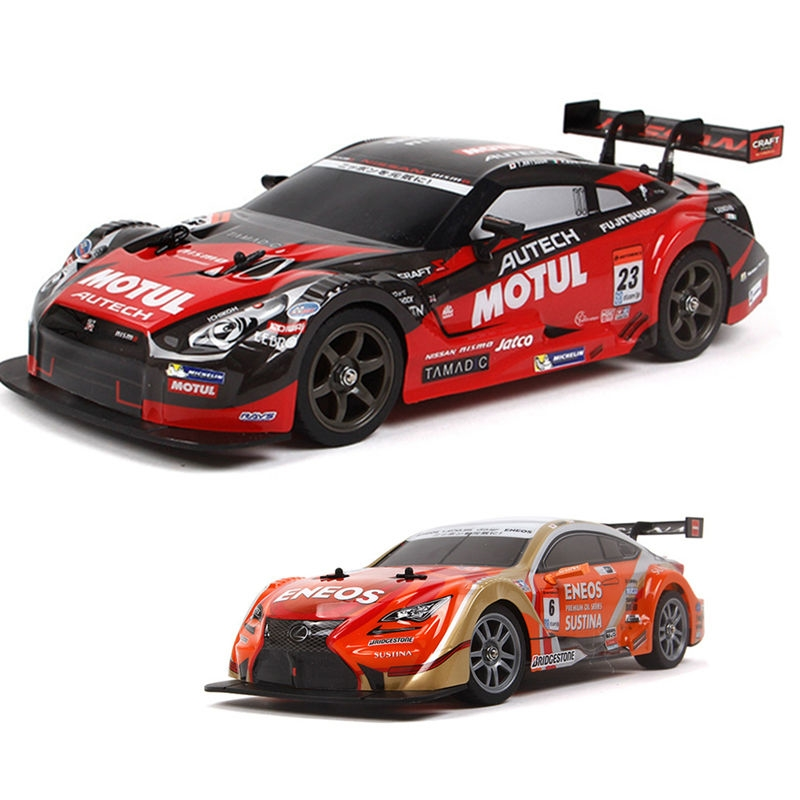 High Speed RC Car 4WD 2.4GHz RC Drift