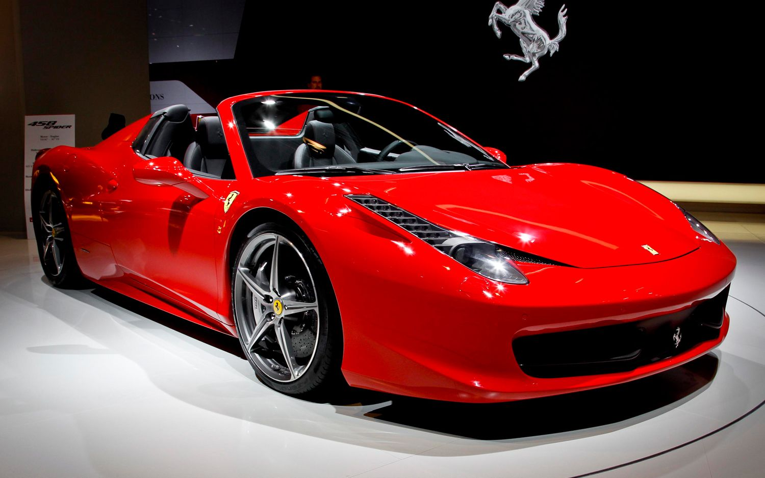 2016 ferrari 458 spider the next generation. Black Bedroom Furniture Sets. Home Design Ideas