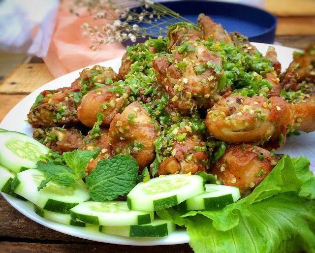 Resep Ayam Cabe Rawit Pedas Yang Lagi Trend Resep Ayam Resep Resep Masakan