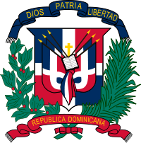 Flags Symbols Currency Of Dominican Republic Dominican Republic Flag Republic Flag Coat Of Arms