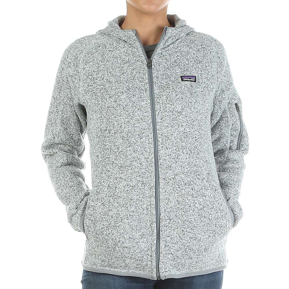 Patagonia Women's Better Sweater Hoody - at Moosejaw.com | Wants ...
