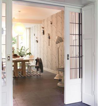 tussendeuren; | Interior | Pinterest - Keuken en Interieur