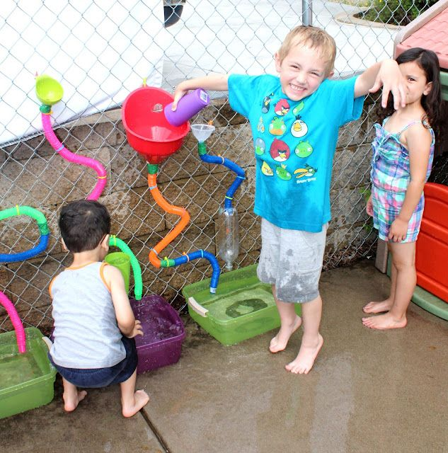 Treasures Of The Heart Preschool And Child Care: New Water