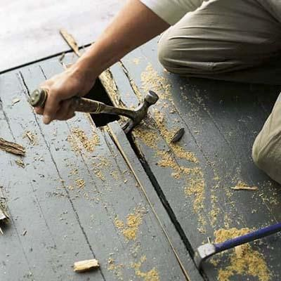 Best options for replacing tongue and groove porch flooring