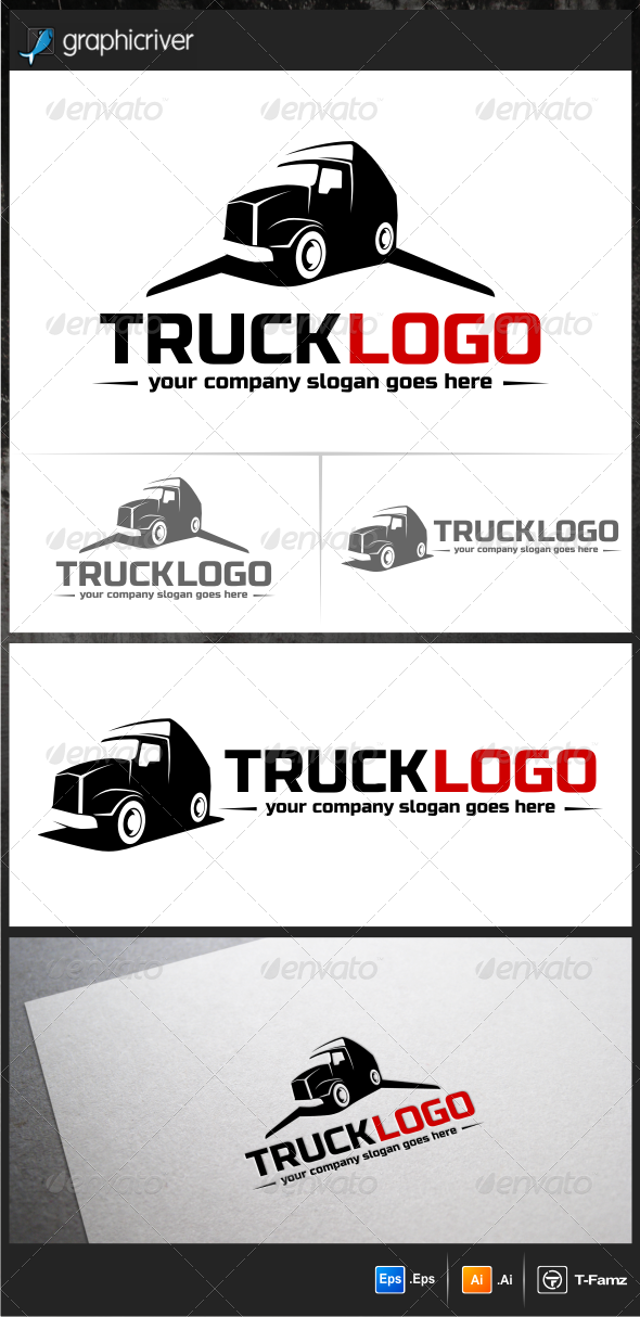 Work Truck Logo Templates  Logo Templates Template And Logos