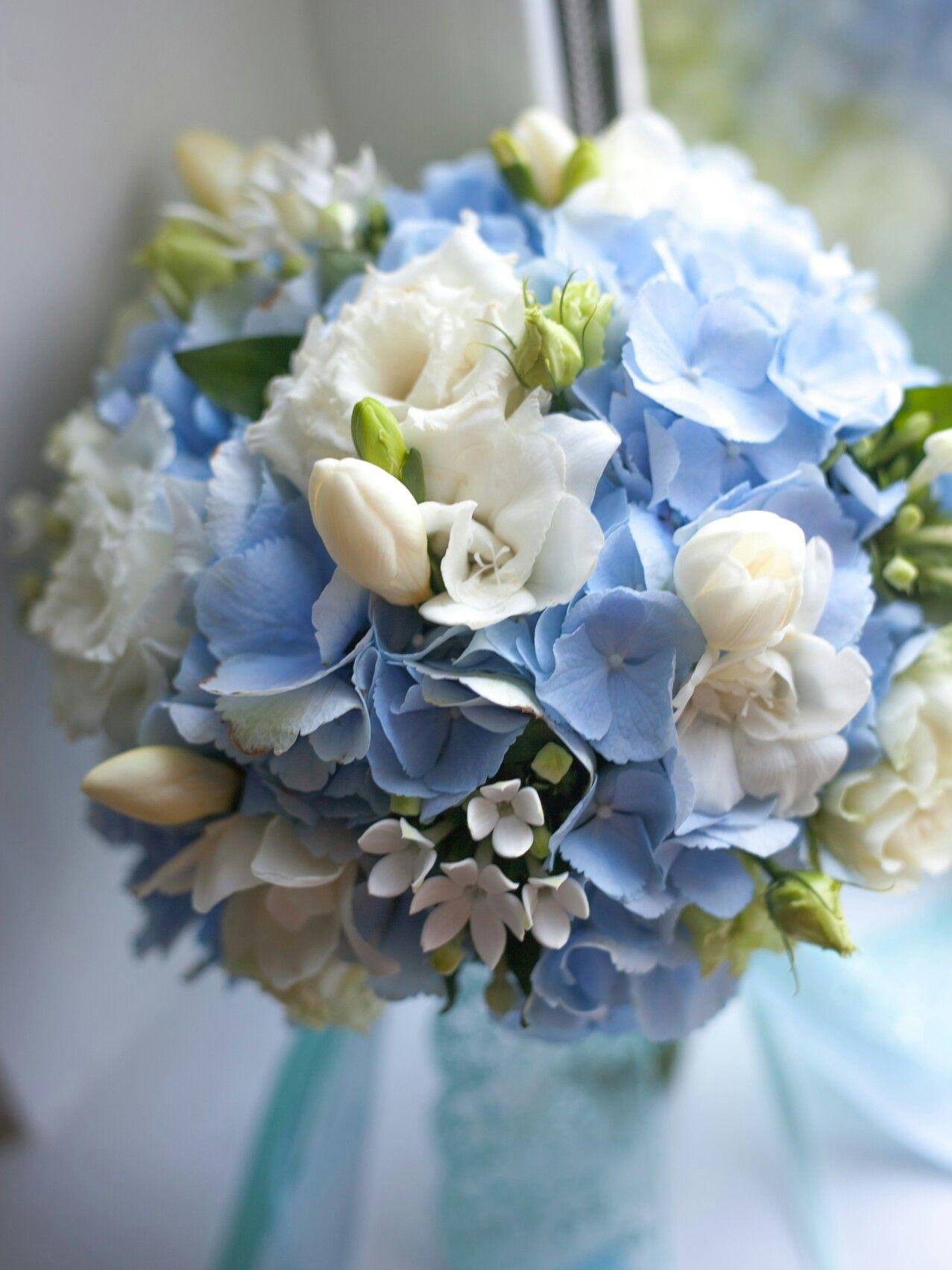 Голубая свадьба картинки