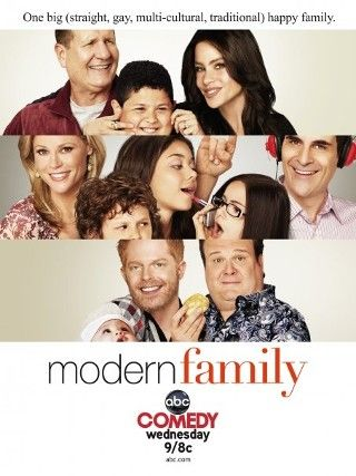 """Great family sitcom. Most of the """"adult"""" jokes are subtle enough that younger kids won't catch them."""