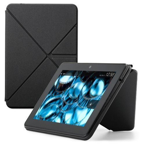 Amazon kindle fire hdx standing polyurethane origami case will only amazon kindle fire publicscrutiny Image collections