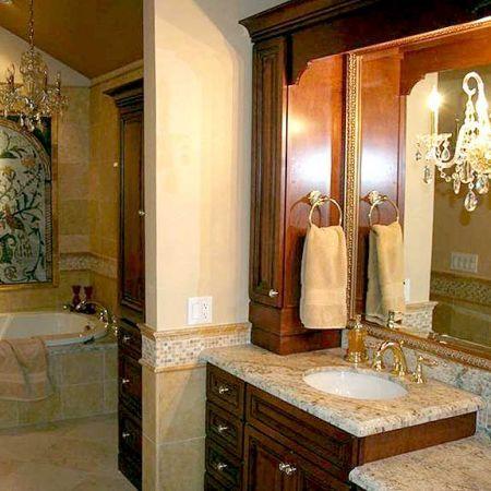 High End Bathroom Remodel Bathroom Design Inspiration Bathrooms Remodel Modern Bathroom Design