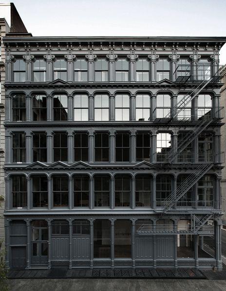 Stahlbau retail moderne architektur architektur und for Architektur klassisch