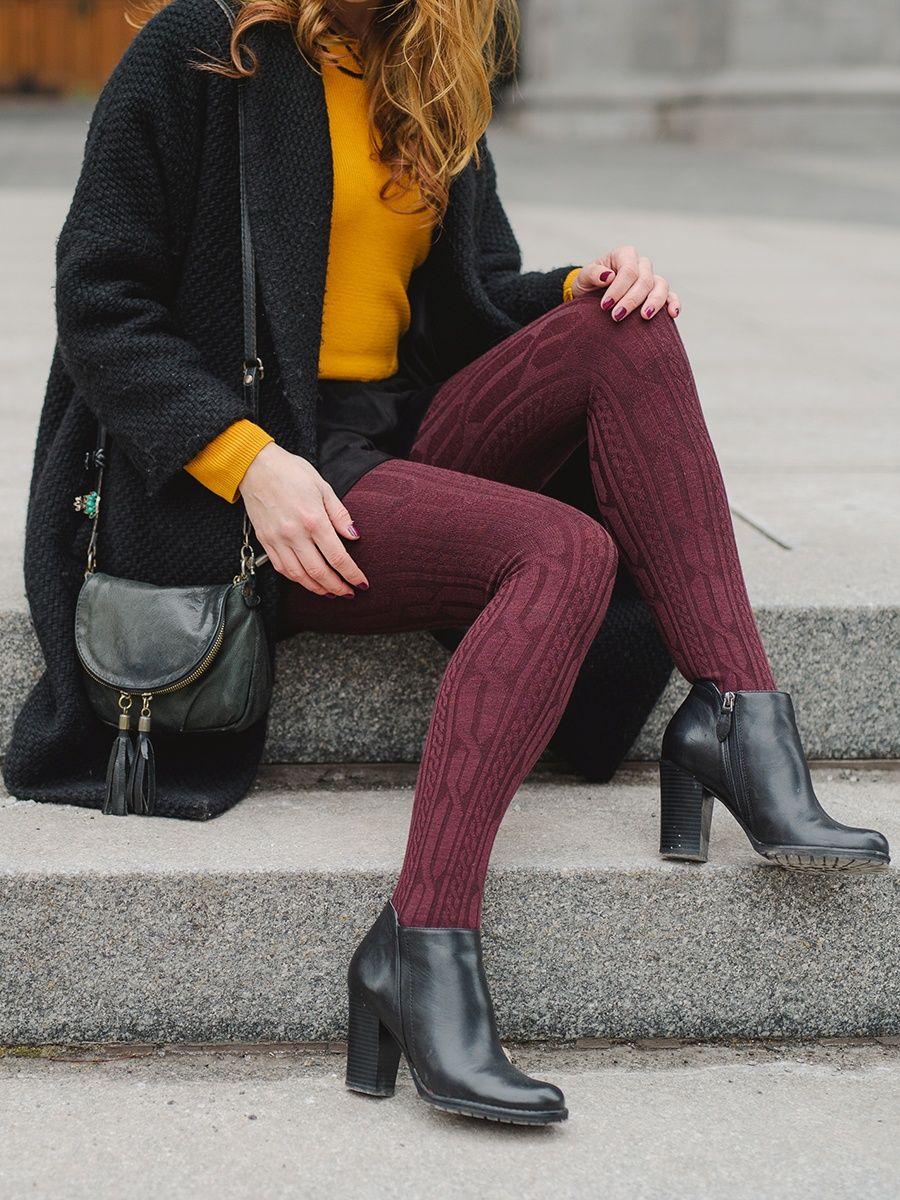 Le coffret de Rachel - Le bas-collant : la solution pour porter shorts, jupes et robes courtes à l'année longue! Le coffret de Rachel, on en parle sur le site de Signé Local...