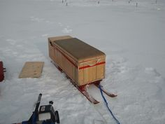 """Who s Building A """"Smitty Sled"""""""
