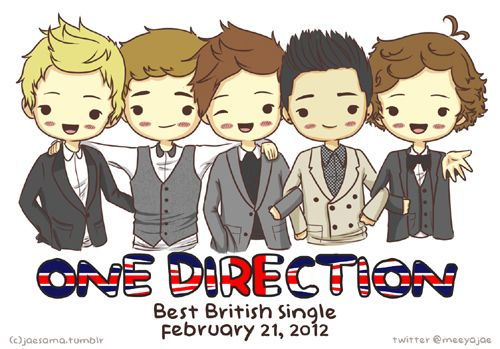 ONE DIRECTION CARICATURA | One Direction♥ | Pinterest ...