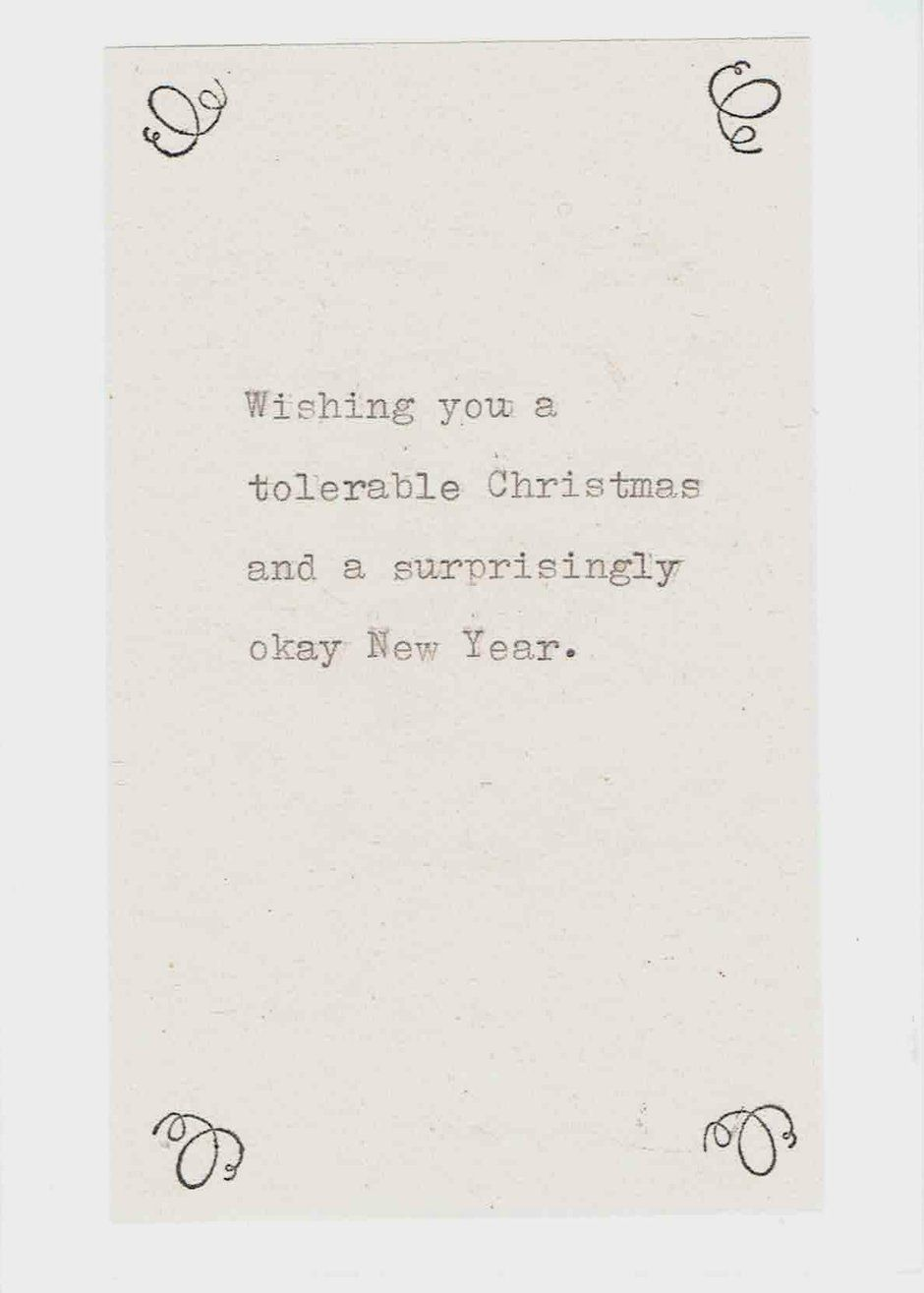 Funny Holiday Quotes