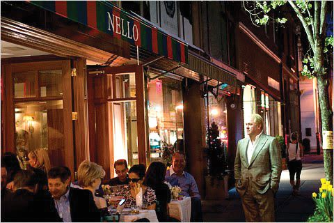 Nello Restaurant Nyc