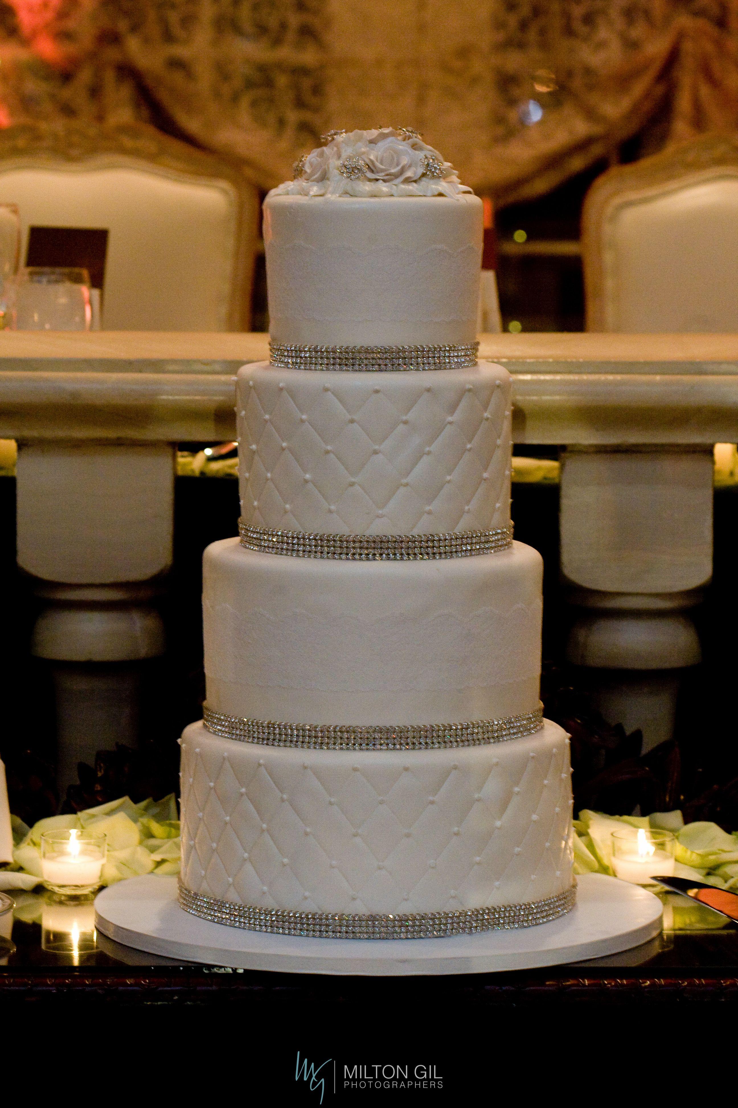 Elegant Wedding Cake Njweddings Northjerseyweddings Wedding Cake Cost Walmart Wedding Cake Castle Wedding Cake