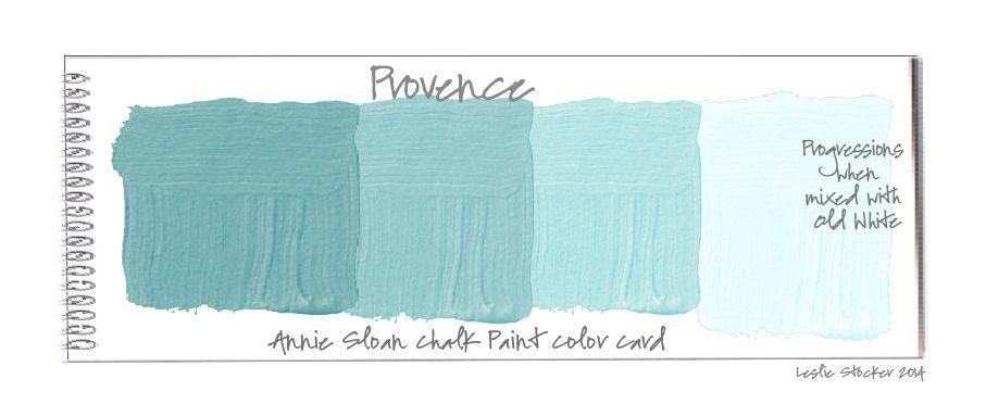 Colorways Color Swatches Colores De Pintura De Tiza Pintura De Tiza Azul Muebles De Color Azul