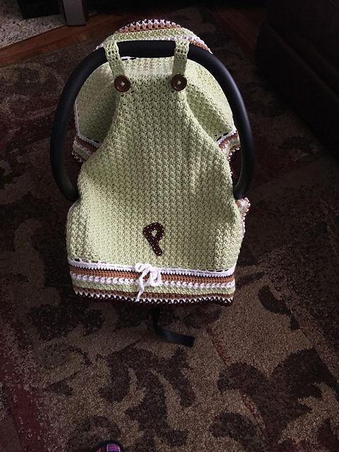 Wonderful Diy Crochet Baby Car Seat Tent With Free Pattern Crochet