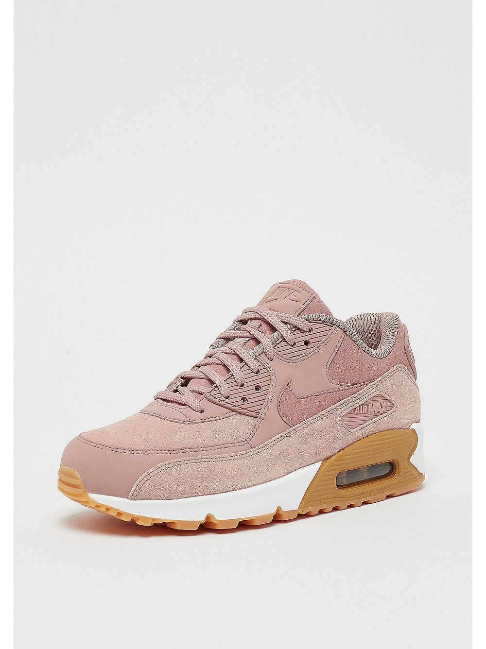 new product a0a9e b5944 NIKE Wmns Air Max 90 SE particle pink/particle pink ...