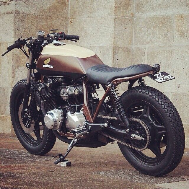 Instagram media by bullittgarage - New Bullitt #honda#cb750#vintage#vintagebike#brownie#edition#classic#caferacer#scrambler#motorbike#dream#old#street
