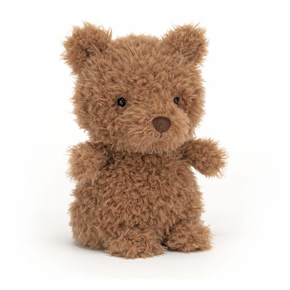 Jellycat Little Bear Maison White Bear Plush Toy Bear Stuffed Animal Bear Toy [ 1000 x 1000 Pixel ]