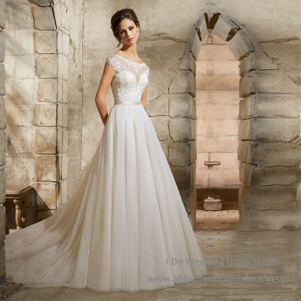 Wedding Dresses 2016 A Line Căutare Google