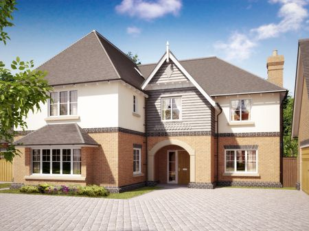 New Build 6 Bedroom Detached Luxury House Chislehurst Kent Exterior House Remodel House Exterior House Styles