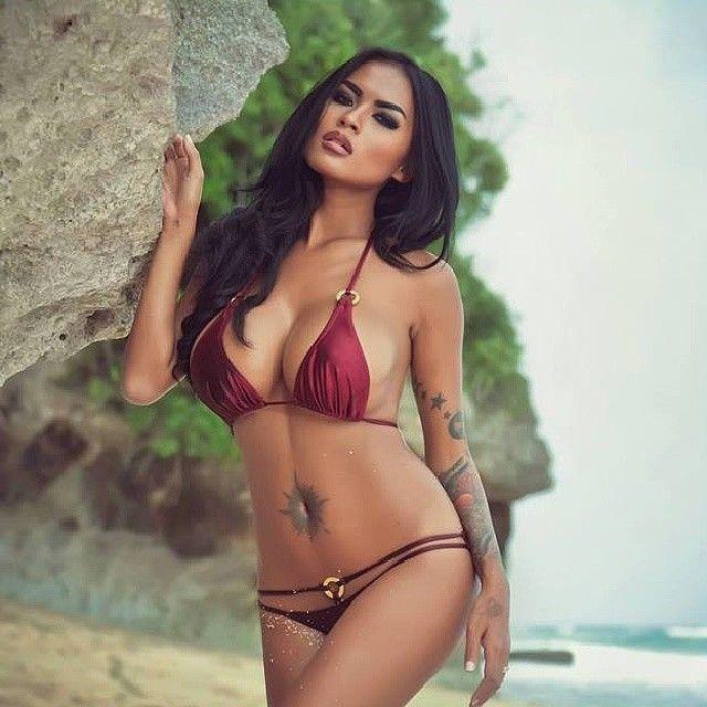 Boobs Ass Serliana Rosida  naked (56 photos), Facebook, braless