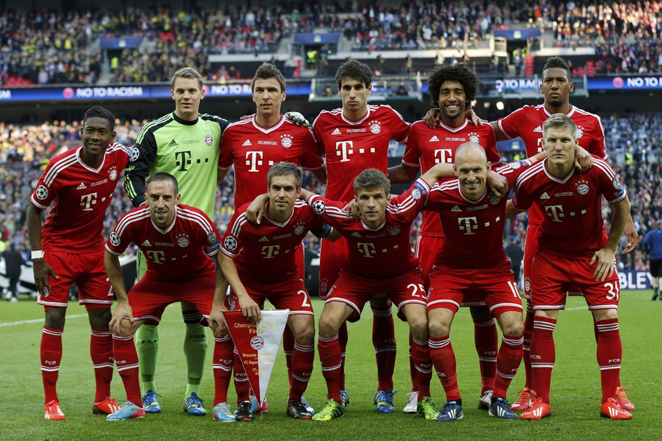 Picture Special The 100 Best Photos From Bayern Munich S Champions