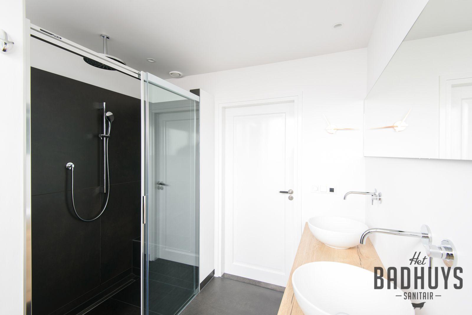 Wastafel Op Maat : Smaakvolle badkamer met wastafel op maat het badhuys moderne