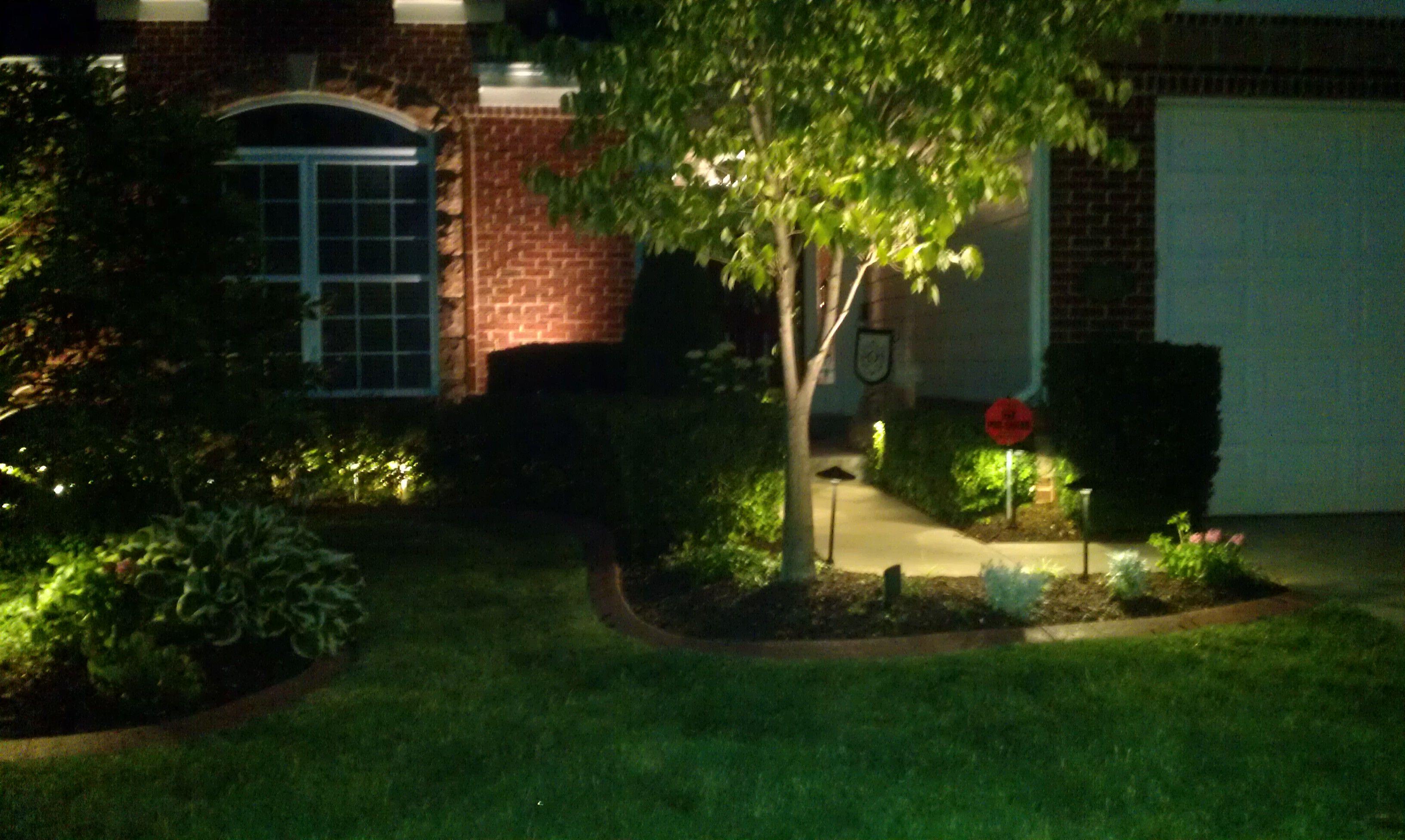 low voltage outdoor lighting outdoor