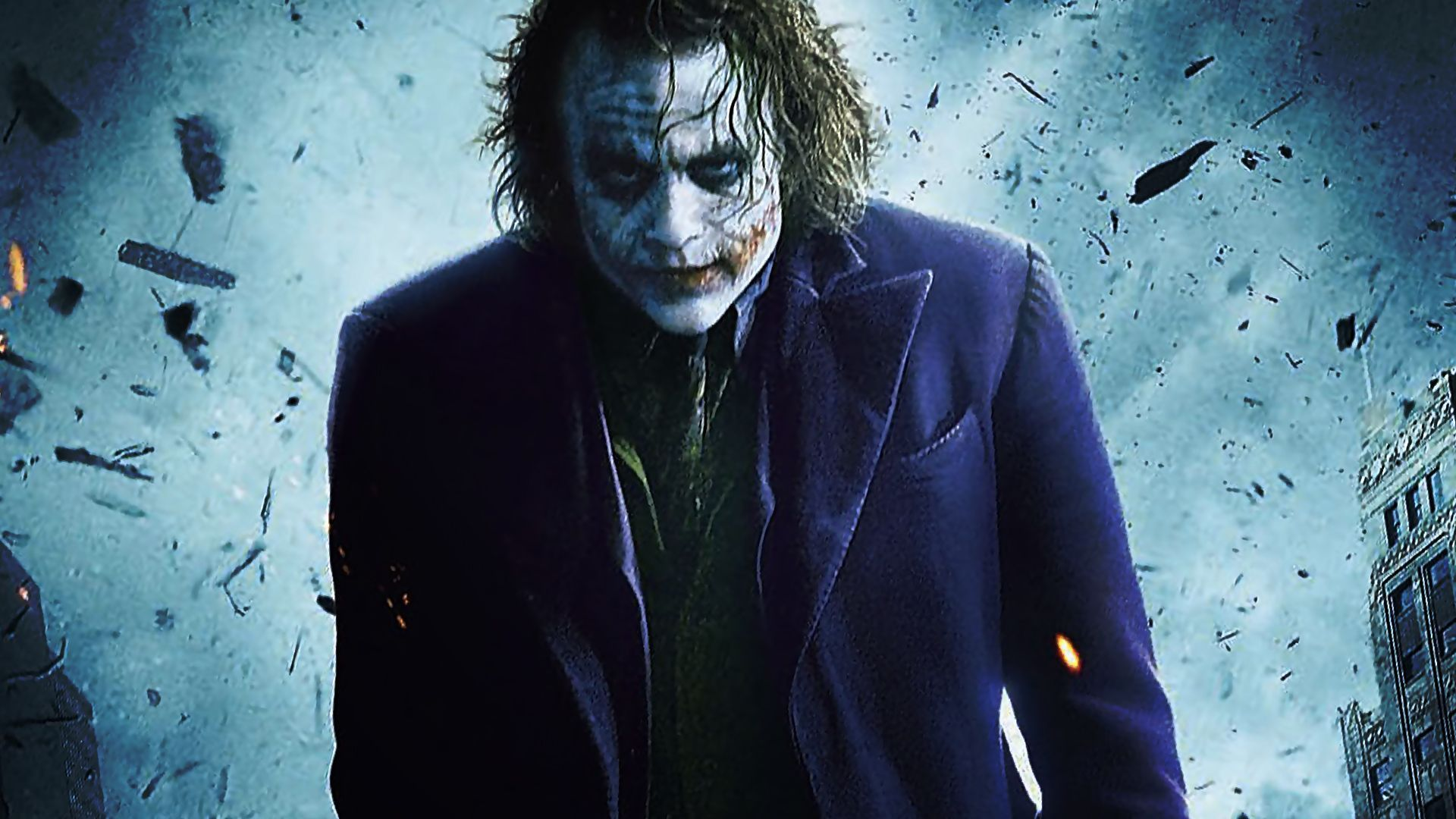 The Best Portrayal Of The Joker By Heath Ledger Con Imagenes