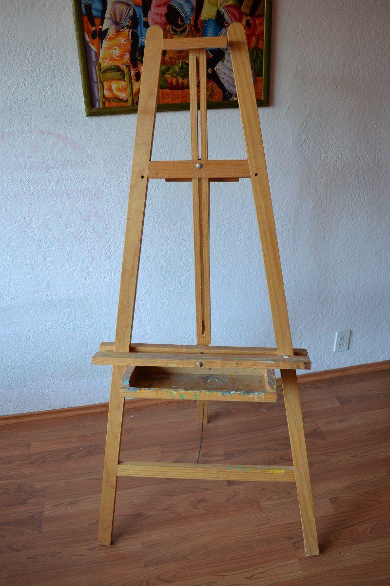 Resultado de imagen para caballetes para pintar - Caballetes de madera ...