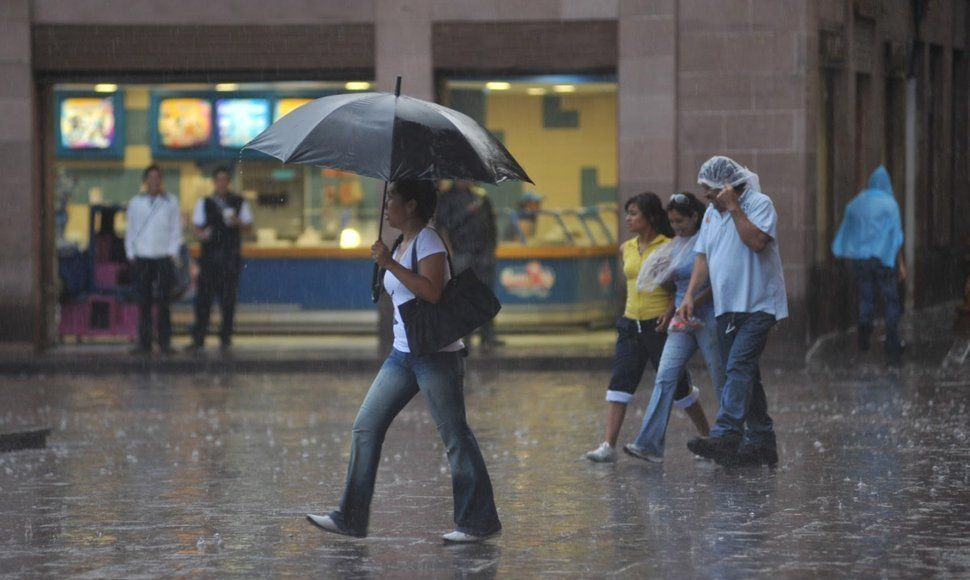 Declaran alerta verde en Tegucigalpa ante posibles inundaciones • El Nuevo Diario