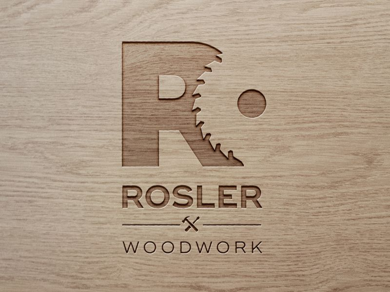 Logo Woodwork Stuff I Like Pinterest Logo Design Logos And