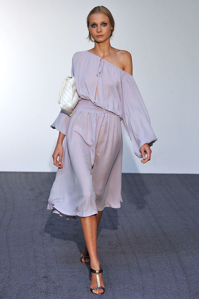 Halston - Spring 2009 Ready-to-Wear