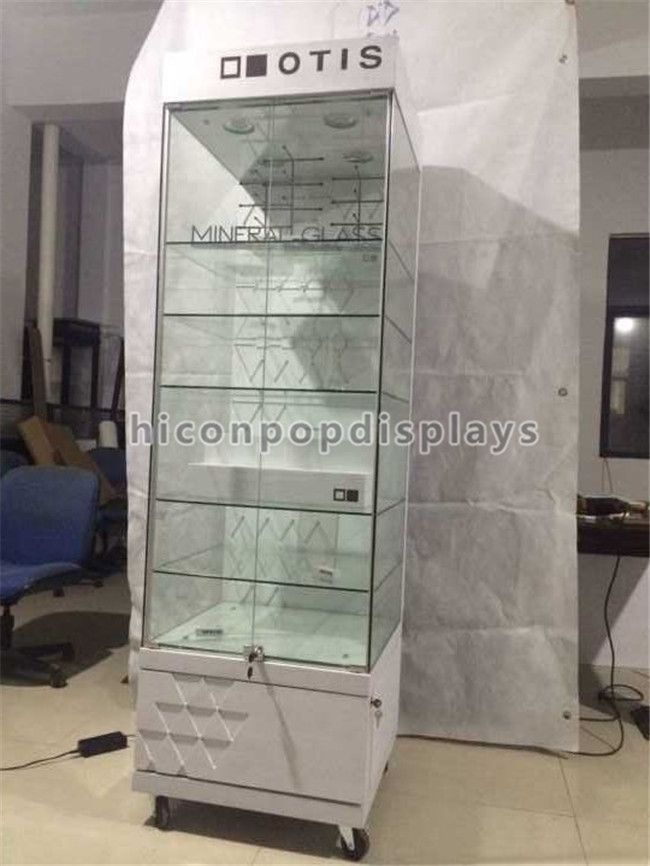 Superieur Wood Glass Made Sunglasses Display Cabinet, OTIS Sunglasses Display Cabinet  Made By Hicon POP Displays