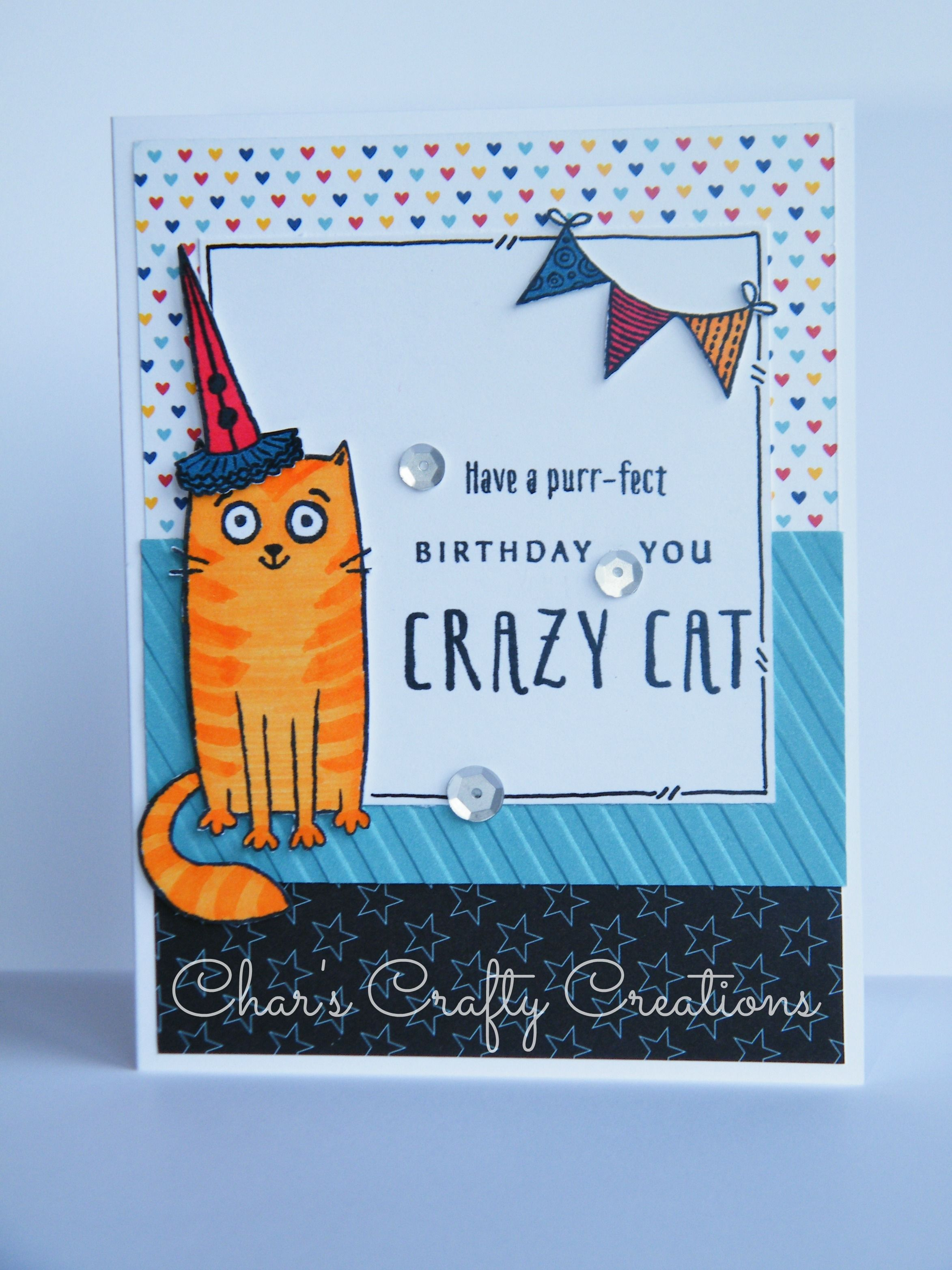 Ctmh Card By Char S Crafty Creations Using The August Stamp Of The