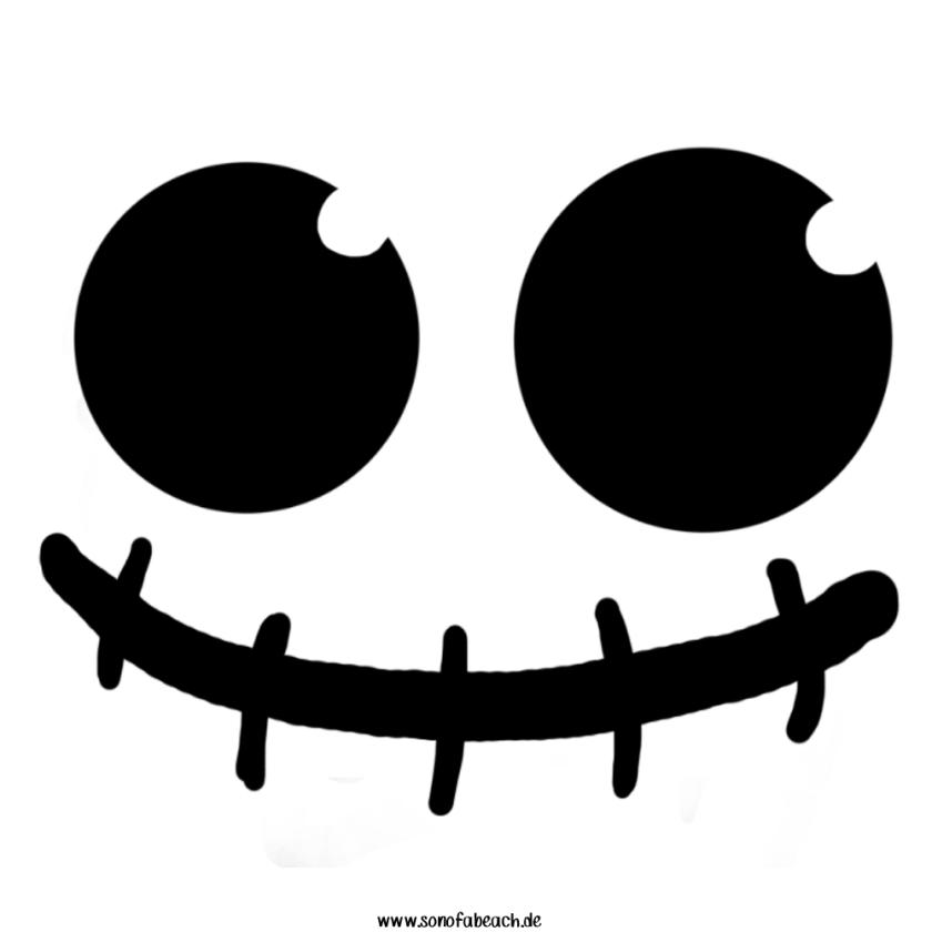 Free Download - 50+ Halloween Vorlagen / viele verschiedene Motive ...