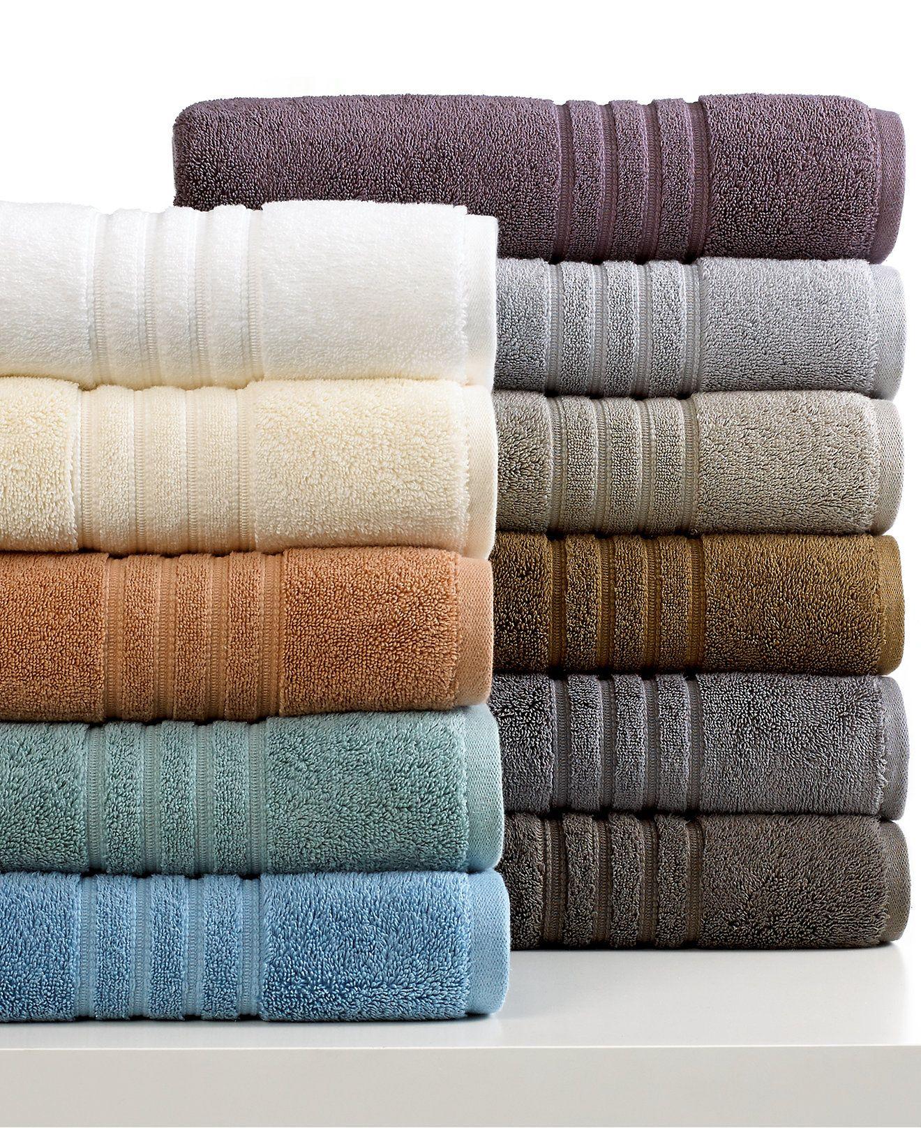 Hotel Collection Microcotton Luxe Bath Towel Collection Bath